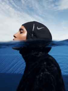 Nike Modest Swimwear - Smart Adaptive Clothing mentioned in Forbes